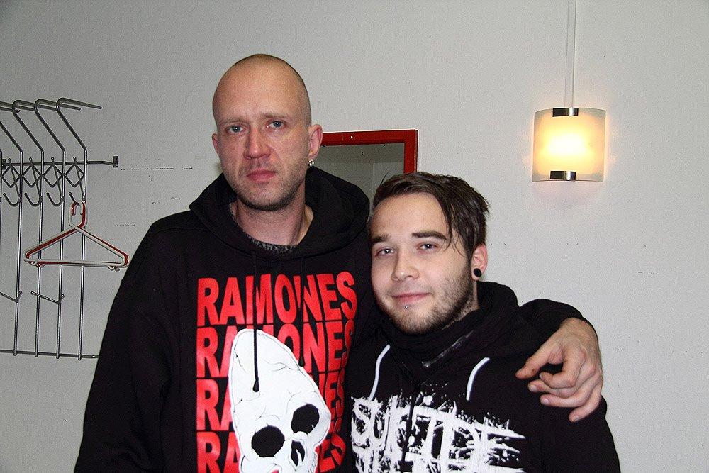 Jon Larsen (Volbeat)