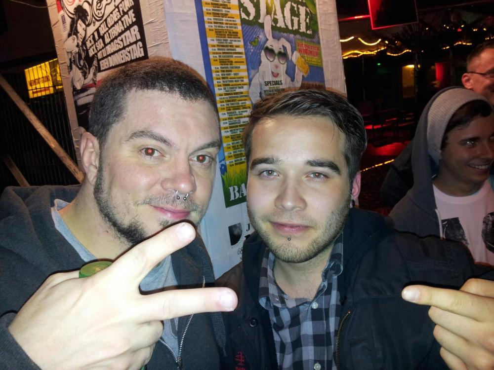 Mark Hunter (Chimaira)