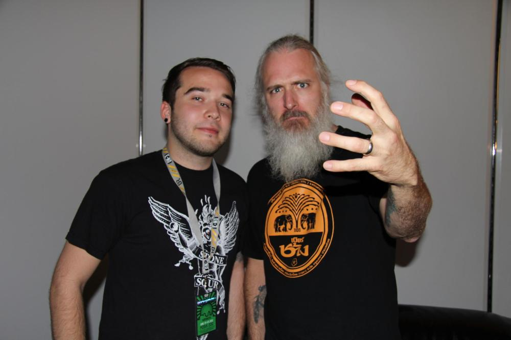 John Campbell (Lamb Of God)