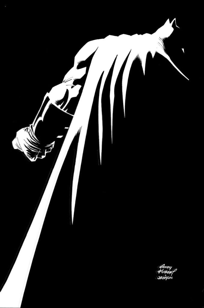 The Dark Knight III Cover