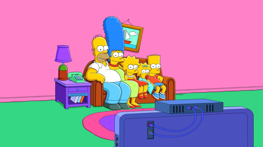 """The Simpsons"" Season 25 (2014)"