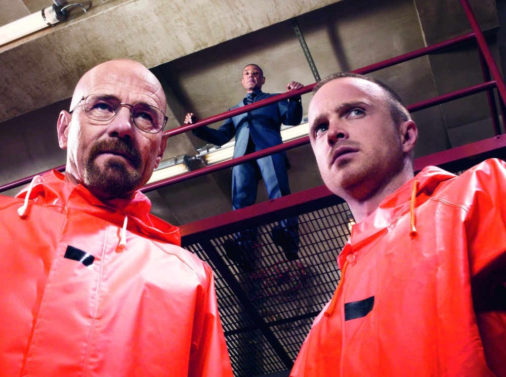 Breaking Bad (Season 4) 2011