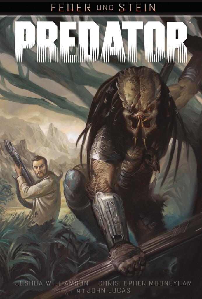 Feuer und Stein Predator Cover_web