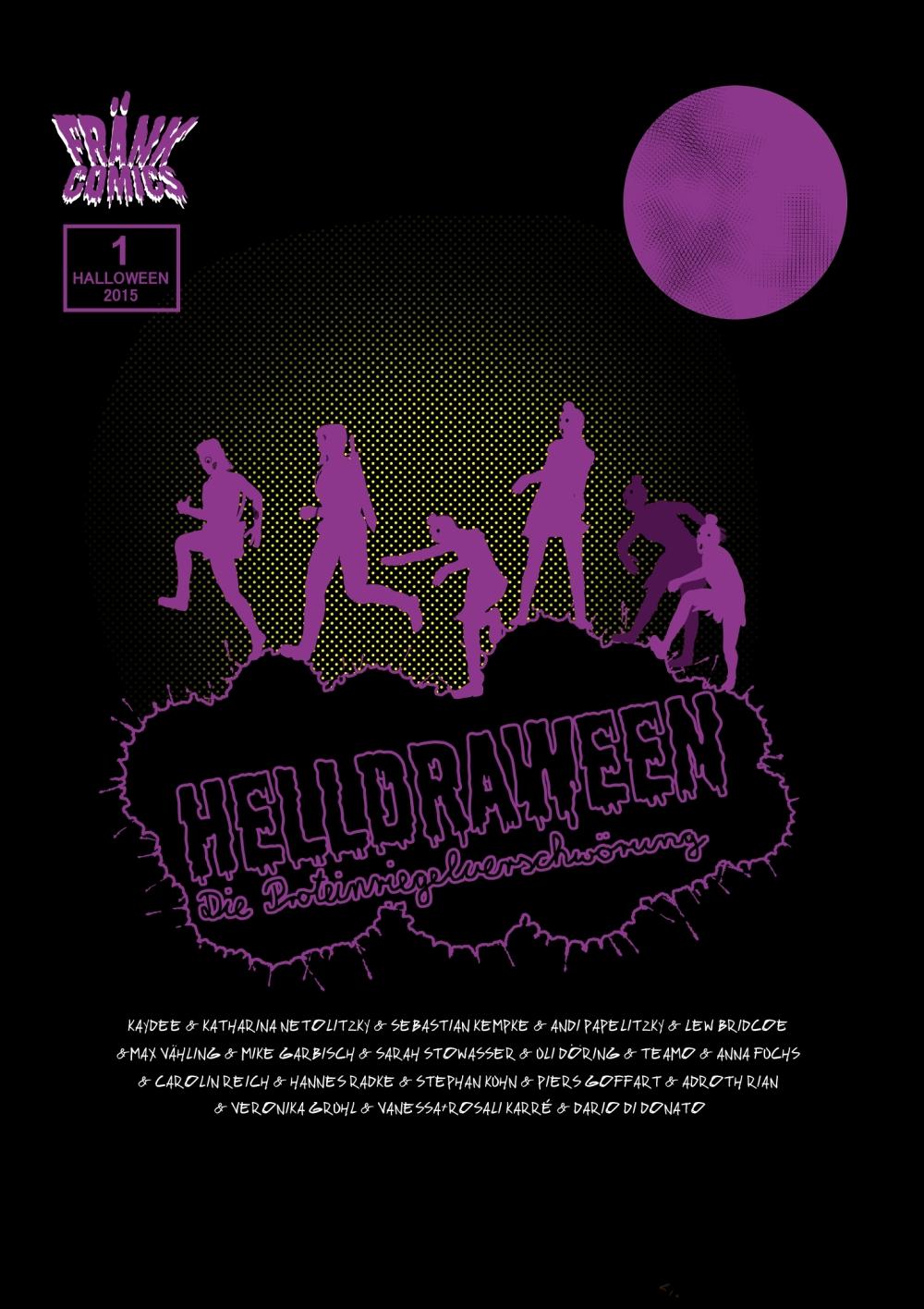Helldraween Cover