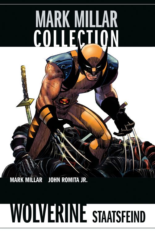 MARKMILLARCOLLECTIONWOLVERINESTAATSFEIND_Hardcover_146