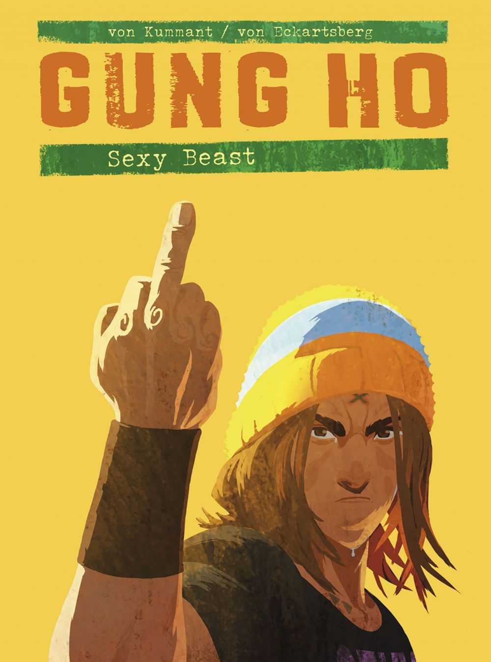 Gung Ho Sexy Beast Cover