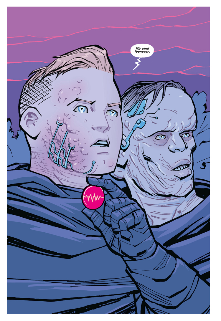 Brian K. Vaughan: Paper Girls 1