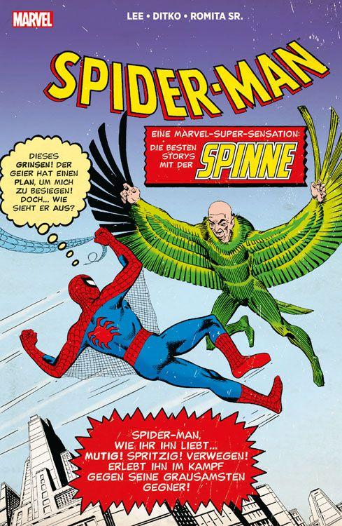 Marvel Klassiker Spider-Man