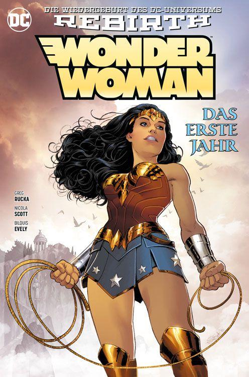 Wonder Woman Das erste Jahr Softcover