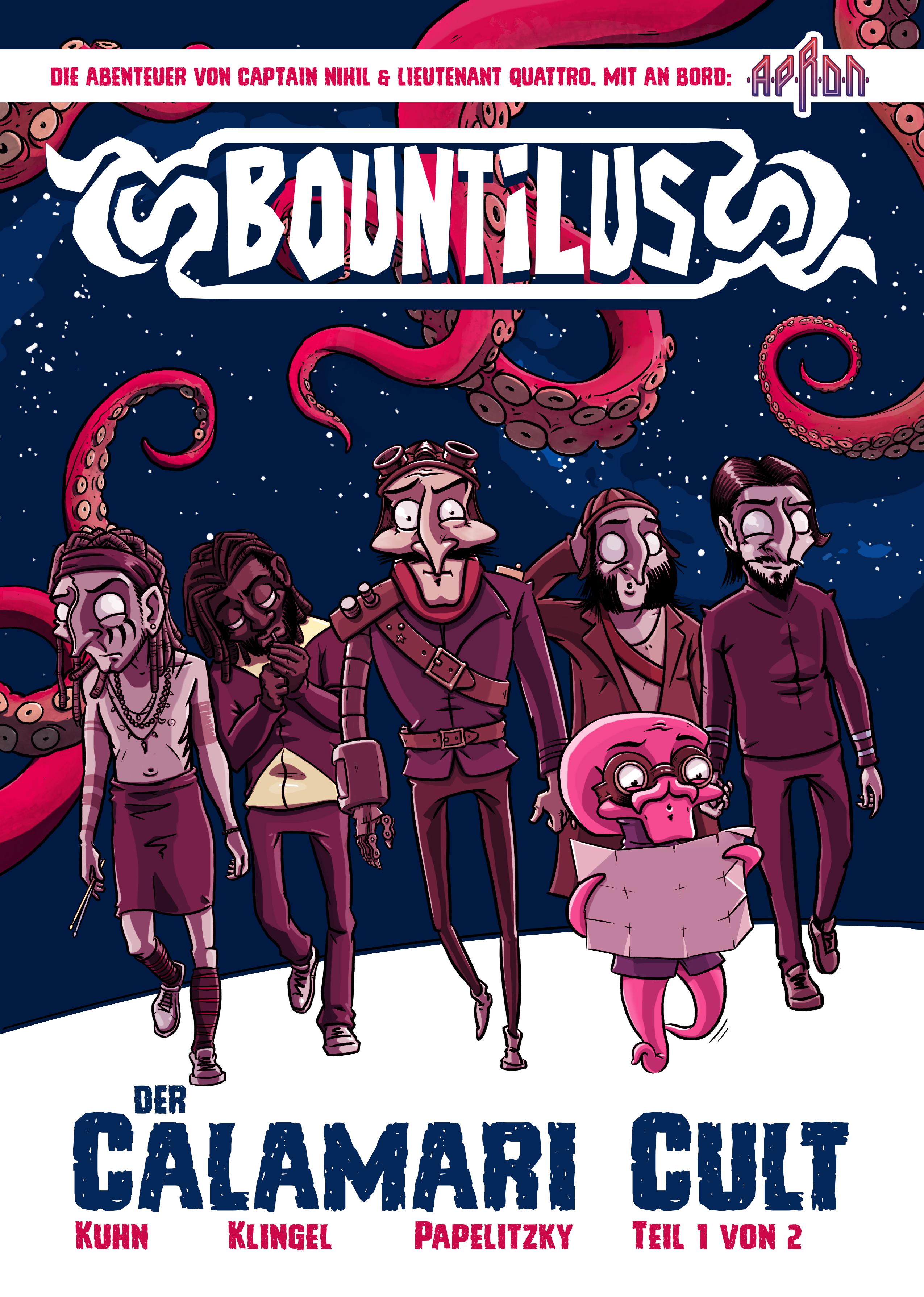 BOUNTILUS_CalamariCult1_Cover