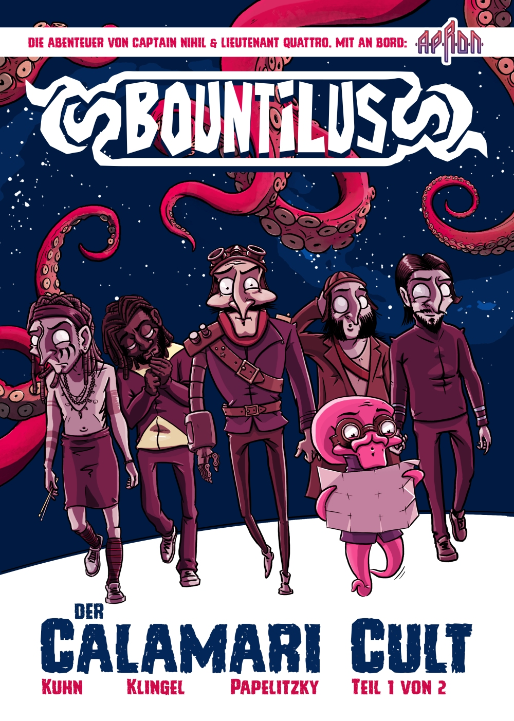BOUNTILUS_CalamariCult1_Cover